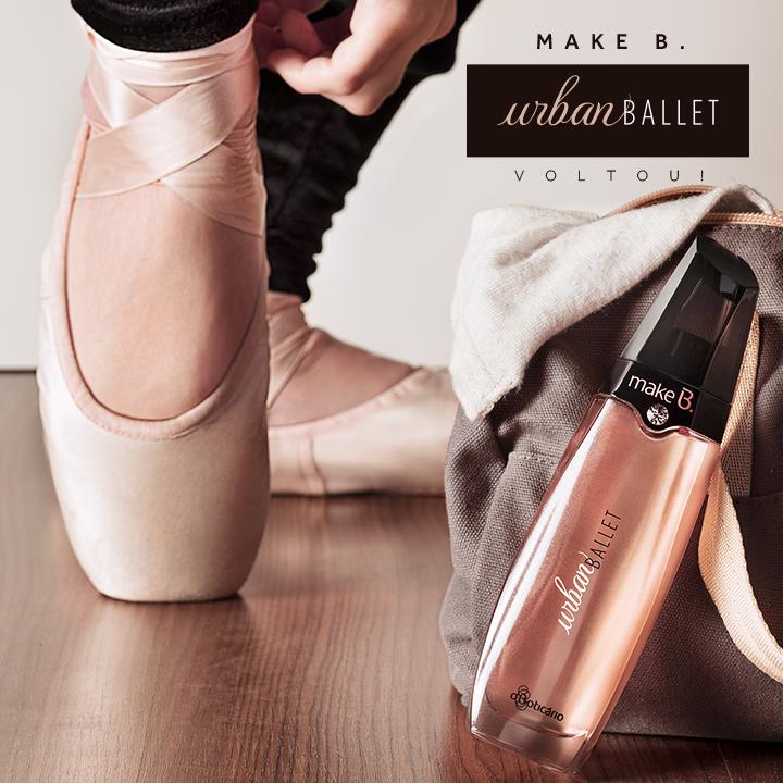 make b urban ballet