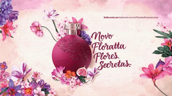 resenha perfume floratta flores secretas