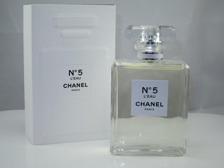 novo perfume chanel n 5 leau