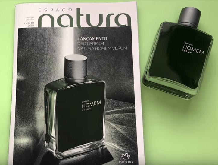deo parfum natura homem verum