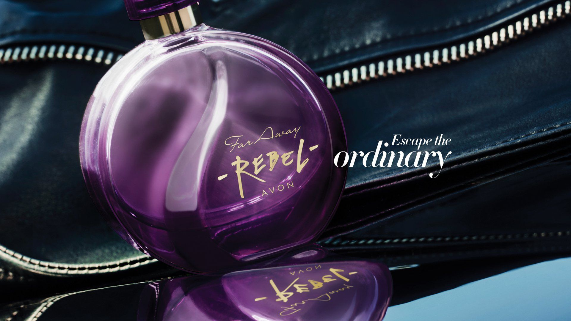 perfume avon far away rebel