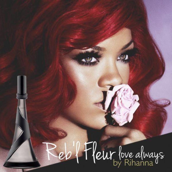 novo perfume rihanna rebl fleur love always