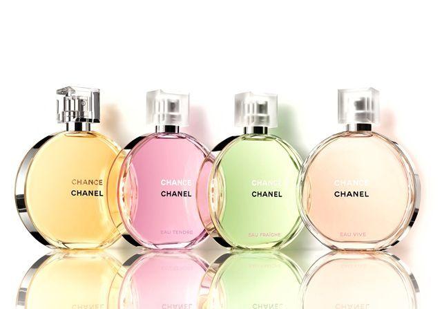 chanel chance eau tendre eau de parfum