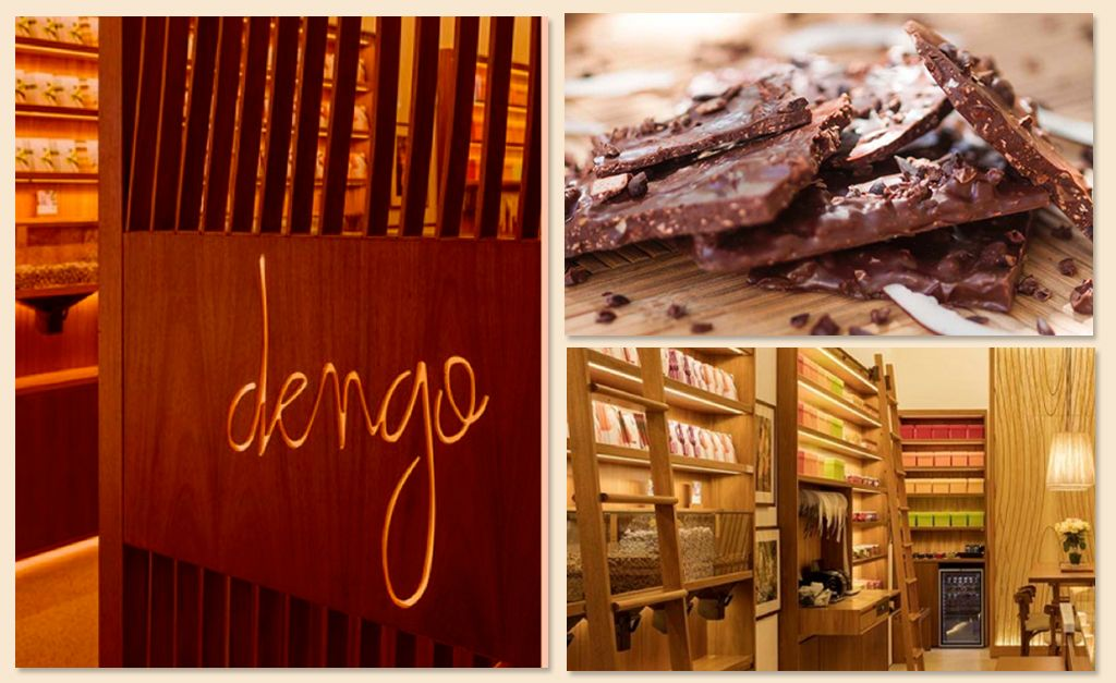chocolate dengo perfume
