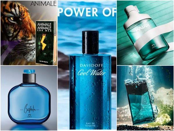 perfume para verao masculino