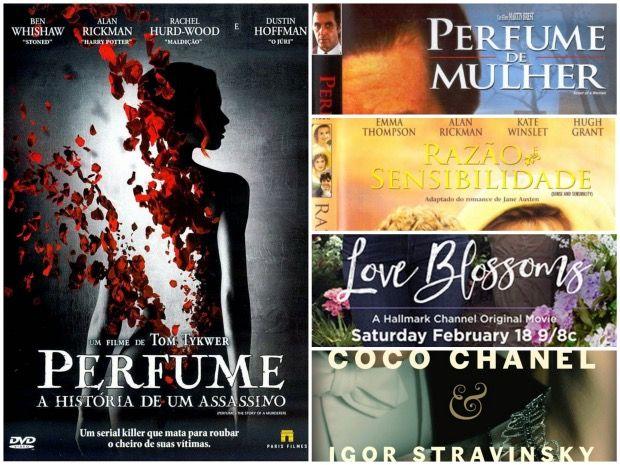 filmes sobre perfume