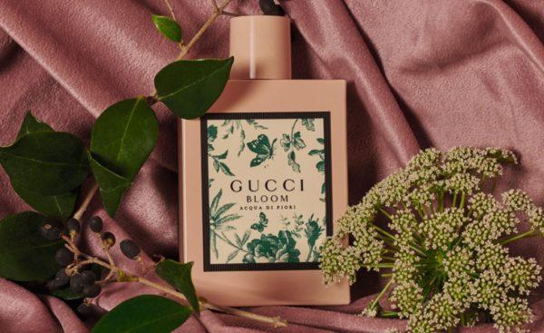 novo perfume gucci acqua di fiori