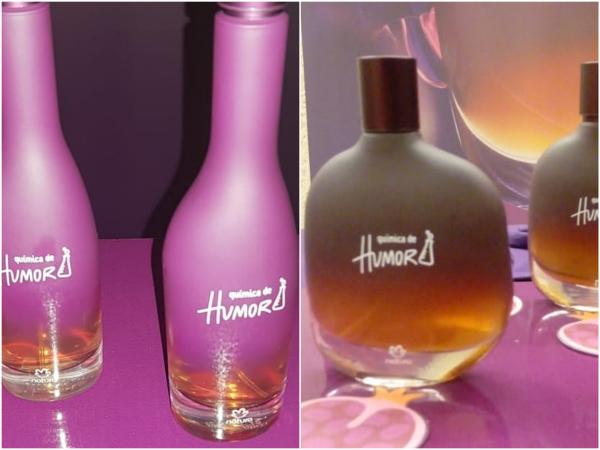 perfume quimica de humor