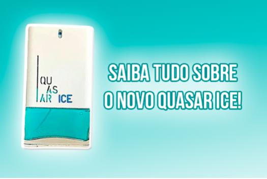Novo Quasar Ice - Boticário - coloniaeperfume.com