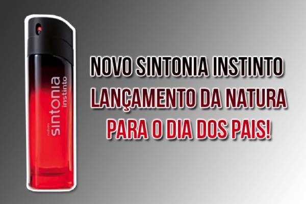 Novo Sintonia Instinto Natura